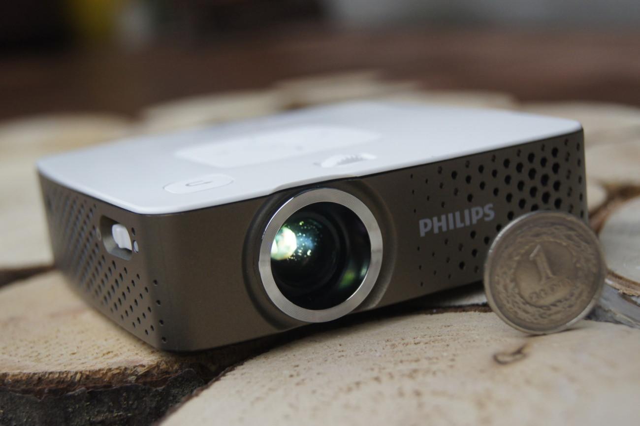Philips Pico Pix 3414 Test